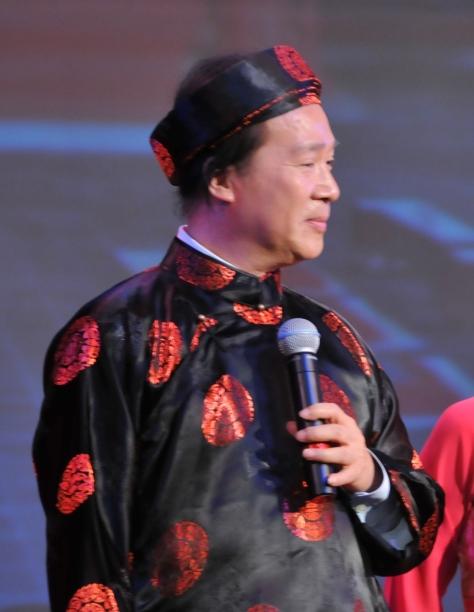 Nghệ sĩ Trần Lãng Minh