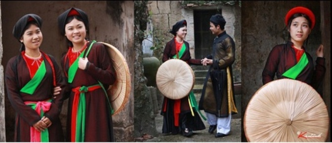 Dân ca dân nhạc VN – Quan Họ Bắc Ninh