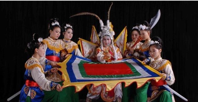 Dân ca dân nhạc VN – Hát Bội/Tuồng Miền Bắc