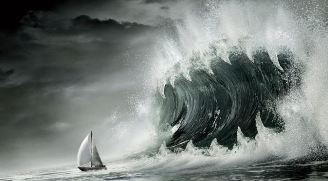 Tích cực và tĩnh lặng cần khi có bão
