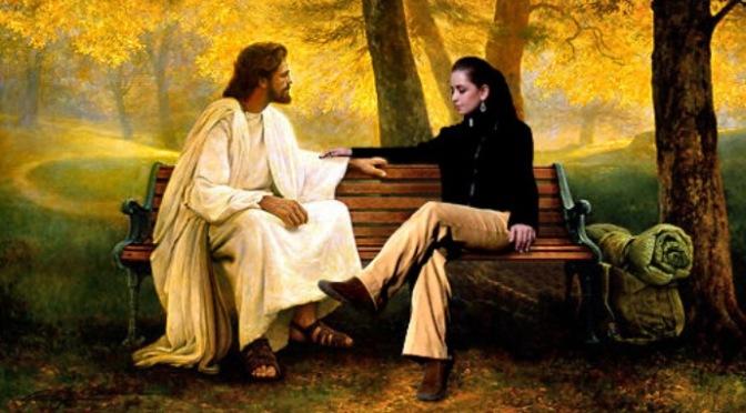 Trò chuyện cùng Thượng đế