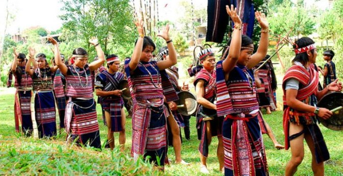 Dân ca dân nhạc VN – Dân ca K'Ho (Cơ Ho)