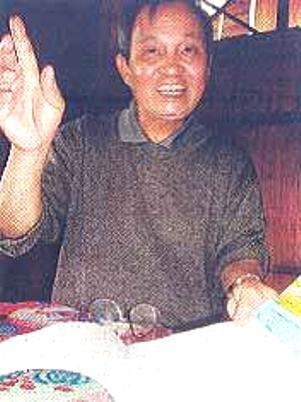 Linh mục Nguyễn Huy Trọng.