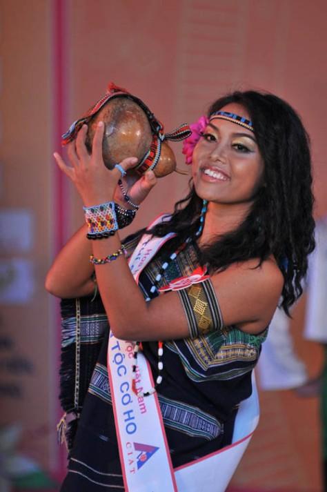 Sơn nữ K'Ho, Kră Jăn Loen.
