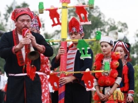 Lễ cấp sắc là một trong những nét văn hóa truyền thống đặc sắc nhất của người Dao tỉnh Tuyên Quang.