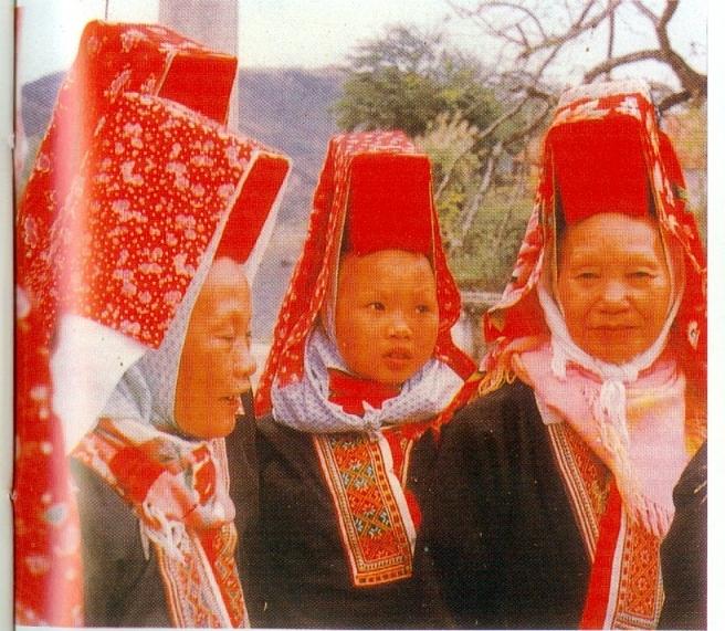 dao_Trang phục của người Dao ở Quảng Ninh.