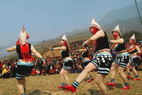 Lễ hội Roòng Poọc (Xuống Đồng).