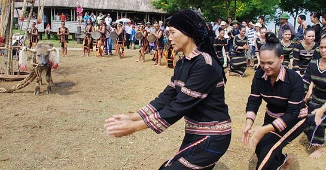 Dân ca dân nhạc VN – Dân ca Gié Triêng