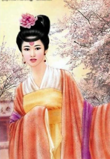 Dương Quý Phi 楊貴妃 (719 – 756)