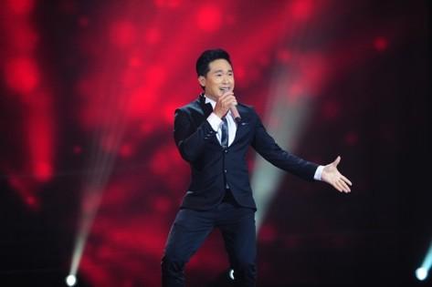 Ca sĩ Lương Chí Cường