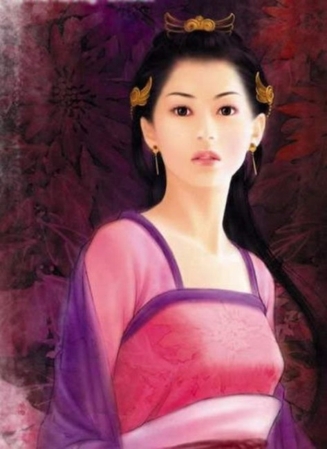 Võ Tắc Thiên đại đế 武則天 (624 – 705)