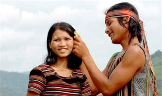 Người Vân Kiều lấy chồng