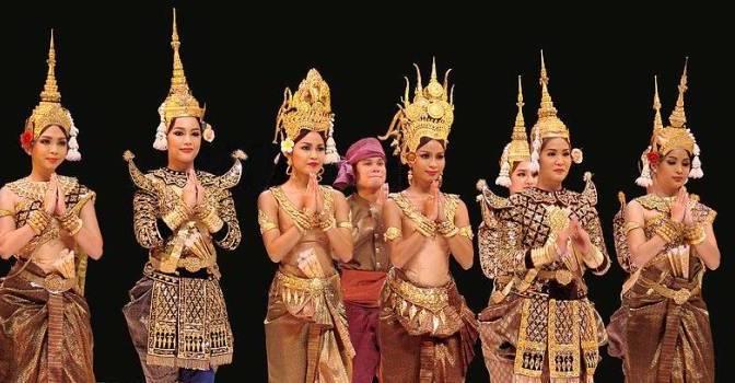 Kết quả hình ảnh cho ca múa nhạc Apsara