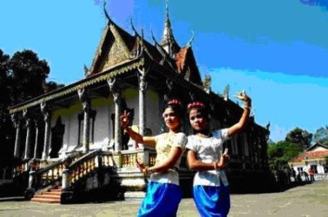 Rô Băm – Loại hình nghệ thuật độc đáo của người Khmer ở Kiên Giang.
