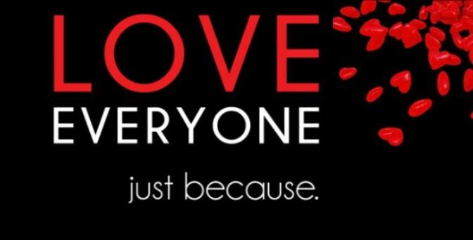 Yêu mọi người vô điều kiện