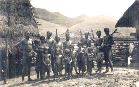 Dân tộc Mạ thời Pháp thuộc.