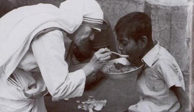 Người nghèo là hiện thân của Thiên chúa