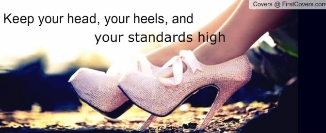 Đặt chuẩn cao cho mình