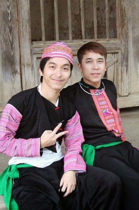 Trang phục Nam người H'Mông.
