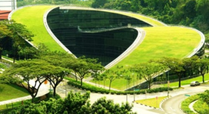 A Green School for Sustainable Education