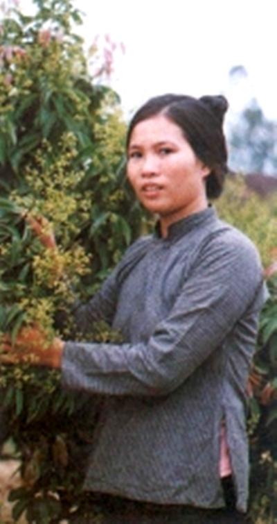 Văn hoá vật chất của người Ngái ở vùng trung du đã cải biến rất nhiều. Nhưng người phụ nữ vẫn giữ được chiếc áo kiểu cổ cao, xẻ nách truyền thống.