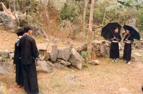 Hát Sli là một làn điệu đặc trưng của người Nùng.