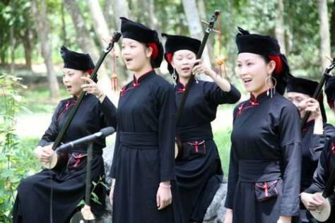 nung_người Tráng ở Long Châu, Quảng Tây