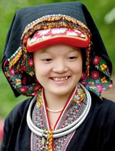 Trang phục người Nùng An.