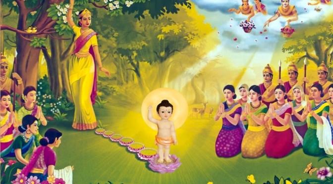 Chào mừng Phật Đản phật lịch 2559 (2015 dương lịch)