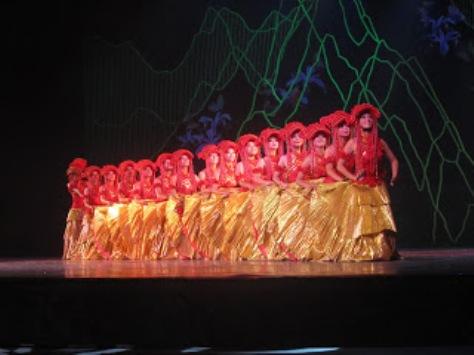 pl_Bộ ảnh tộc Yi trình diễn văn hóa dân nhạc truyền thống Lễ hội Torch Festival năm 2013-10