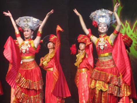 pl_Bộ ảnh tộc Yi trình diễn văn hóa dân nhạc truyền thống Lễ hội Torch Festival năm 2013-17