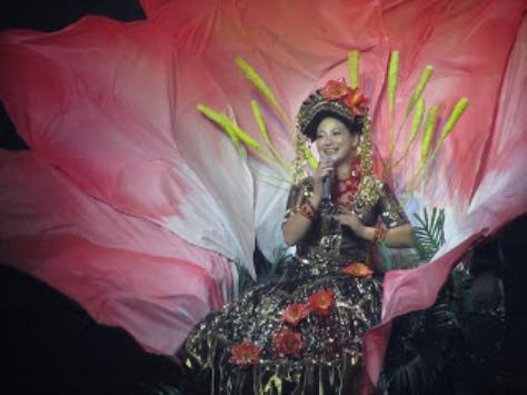 pl_Bộ ảnh tộc Yi trình diễn văn hóa dân nhạc truyền thống Lễ hội Torch Festival năm 2013-7