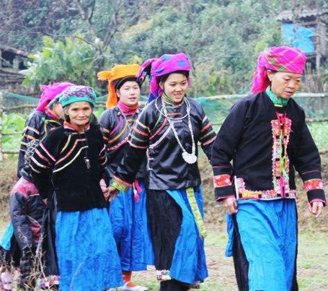 Dân tộc Pu Péo.