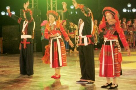 Trang phục truyền thống dân tộc Pà Thẻn.