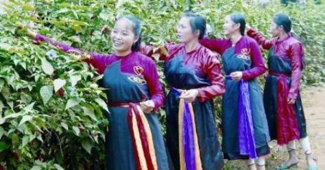 Hát Sình ca – nét văn hóa độc đáo của dân tộc Sán Chay.