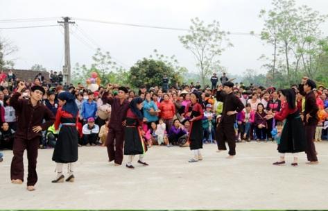 Lễ hội Xuống Đồng.