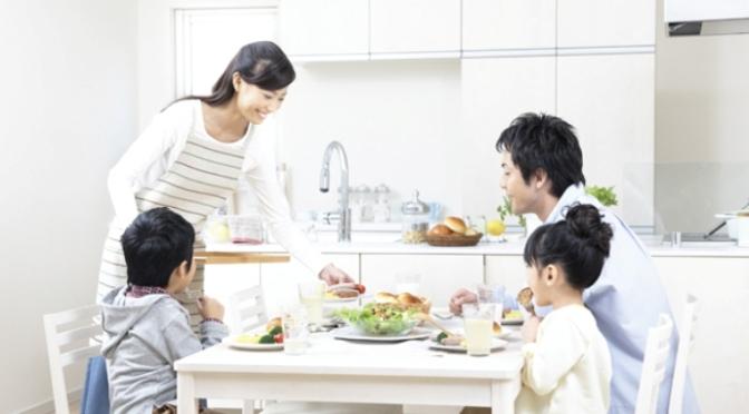 Những bữa cơm mẹ nấu