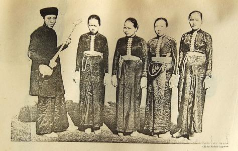 Người Thái Đen xưa.