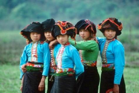 Người Thái Đen nay.