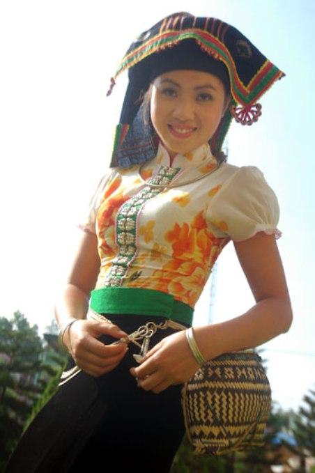 Trang phục người Thái Đen.