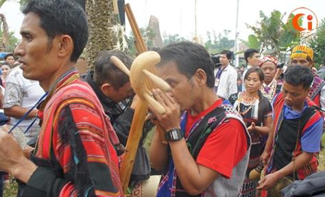 Lễ hội Ariêu Ping đã trở thành một nét văn hóa độc đáo trong tiến trình phát triển của dân tộc Tà Ôi ở Quảng Trị.