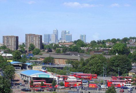Lewisham tại London là nơi có cộng đồng người Việt tại Anh lớn nhất.