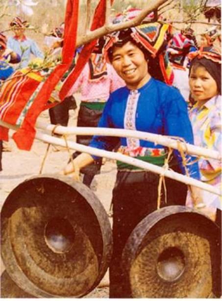Hội Mạ Ma tộc Xinh Mun.
