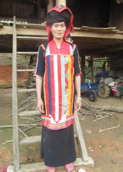 xm_Sơn nữ Xinh Mun