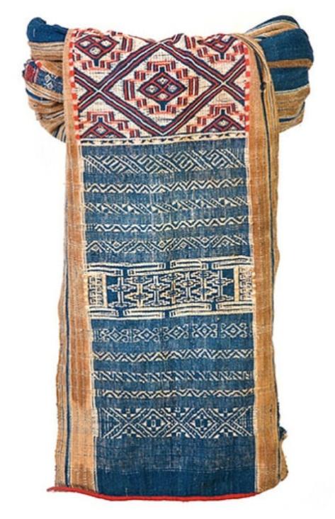Khố nam, dân tộc Xtiêng ở Bình Phước - Bảo tàng phụ nữ.