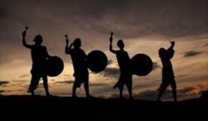 Nhạc cụ cổ truyền VN – Chiêng Aráp