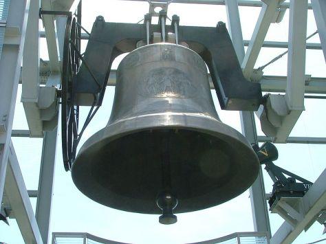 Chuông World Peace Bell tại tiểu bang Kentucky ở Mỹ.