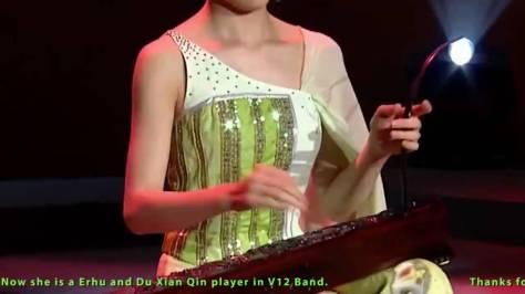 Đàn Ixian Qin (Nhất huyền cầm) - (Độc huyền cầm) của Trung Hoa.