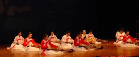 Đàn Kayakeum - Triều Tiên.