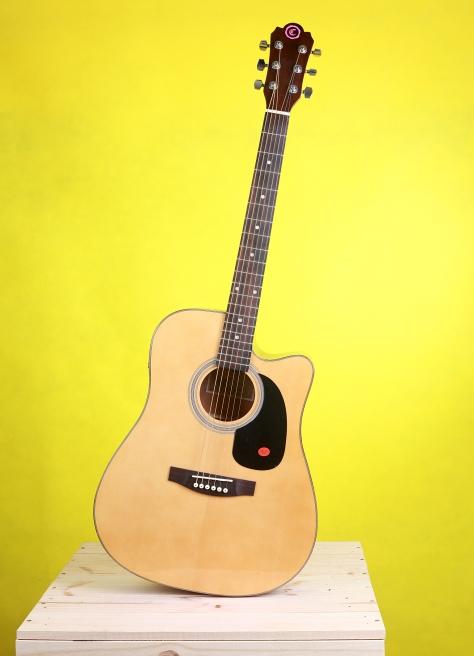 Đàn guitar Chateau Pháp.